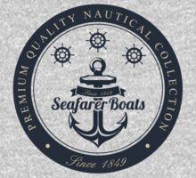 Seafarer Boat by lesleylo1214