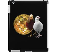Disco Birds iPad Case/Skin