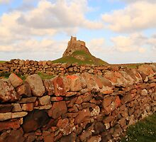 Lindisfarne Castle by Paul Bettison