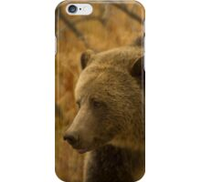 Grizzly Sow-Signed-#1643 iPhone Case/Skin