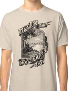 Apple Computer Co. | First logo Classic T-Shirt