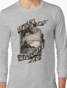 Apple Computer Co. | First logo Long Sleeve T-Shirt