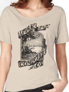 Apple Computer Co. | First logo Women's Relaxed Fit T-Shirt