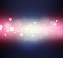 Lights, vector background by Colorsark