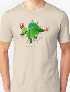 Patrick the timid dragon T-Shirt