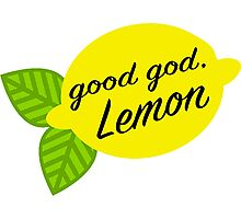 Good God, Lemon Photographic Print