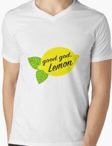 Good God, Lemon Mens V-Neck T-Shirt
