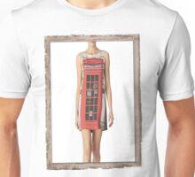 London print - Fashion (telephone box) Unisex T-Shirt