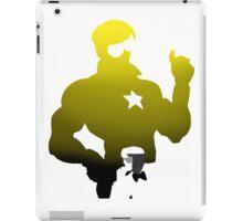Booster Gold iPad Case/Skin