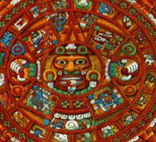 Mayan Apocalypse Survivor Sticker
