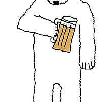 polar beer by paintbydumbers