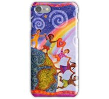 Kids Around the World iPhone Case/Skin