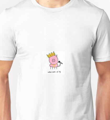 notorious p.i.g. Unisex T-Shirt