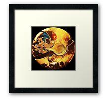 Charizard | Pokeball Framed Print