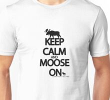 Moose Commission Unisex T-Shirt