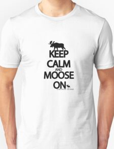 Moose Commission T-Shirt
