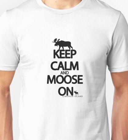Moose Commission Unisex T-Shirt