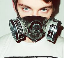 Gas Mask by jrm1993