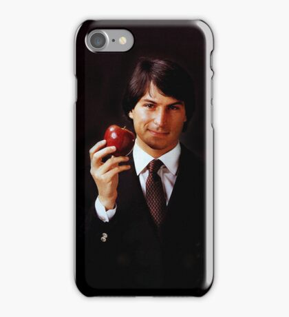 Steve Jobs - Think different iPhone Case/Skin