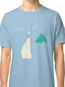 Pokemon Dragonite Outline Tee Classic T-Shirt