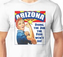 Arizona: Gets Shit Done! Unisex T-Shirt