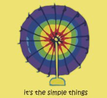 Simple Things - Ferris Wheel by Jon Winston