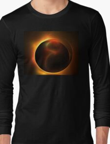 Solar Horizon Long Sleeve T-Shirt