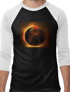 Solar Horizon Men's Baseball ¾ T-Shirt