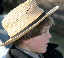 Amish Profile by Mary Fox