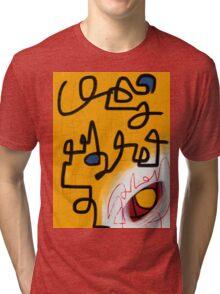 Egg Tri-blend T-Shirt