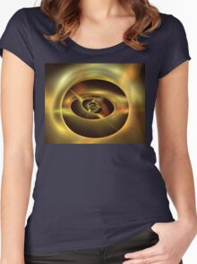 Hypergalactic Women's Fitted Scoop T-Shirt