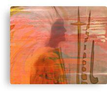 GERONIMO  NATIVE AMERICAN CHIEF...BROKEN PROMISES Canvas Print