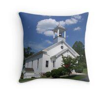 Saint Jacobs Church Throw Pillow