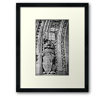 Centre Block 2 Framed Print