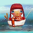 fishing trip by © Karin  Taylor