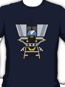 Mekkachibi Black Mazinger T-Shirt