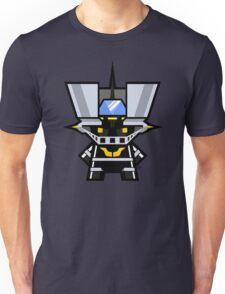 Mekkachibi Black Mazinger Unisex T-Shirt