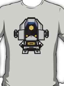 Mekkachibi Black Daimos T-Shirt