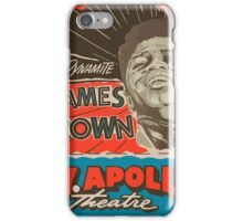 JAMES BROWN iPhone Case/Skin