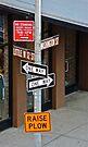 STREET SIGNS by cammisacam