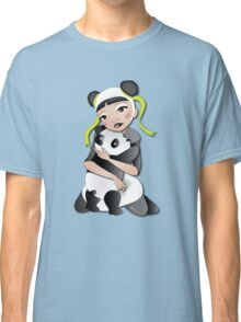 Twisted - Wild Tales: Funi and the Panda Classic T-Shirt
