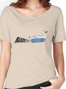 MURRR!!!!duck Women's Relaxed Fit T-Shirt