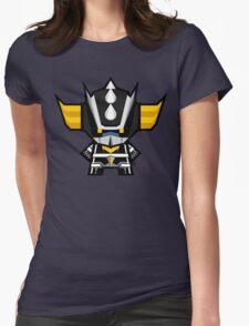 Mekkachibi Black Grendizer Womens Fitted T-Shirt