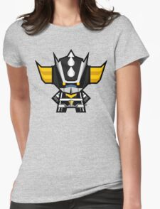 Mekkachibi Black Grendizer Womens Fitted T-Shirt