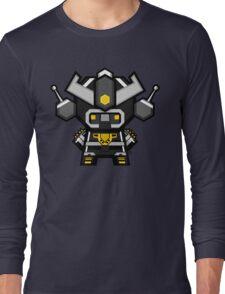 Mekkachibi Black Mekanda Long Sleeve T-Shirt