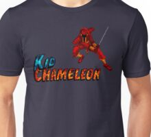 Kid Chameleon - SEGA Genesis Title Screen Unisex T-Shirt