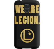 Legion of Superheroes, We Are Legion Samsung Galaxy Case/Skin