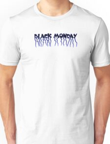 Black Monday Unisex T-Shirt