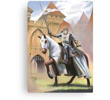 Order of Light Grandmaster Canvas Print