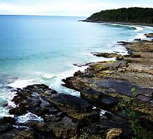 Rocky Shore by jlv-
